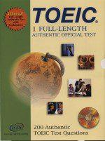 TOEIC FULL-LENGTH AUTHENTIC OFFICIAL TEST