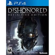 PS4 冤罪殺機 決定版 英文美版 Dishonored Definitive Edition