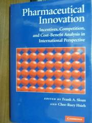 【書寶二手書T2/原文書_QKV】Pharmaceutical Innovation_Sloan