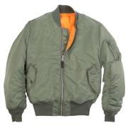美國品牌ALPHA INDUSTRIES / MA-1 FLIGHT JACKET SAGE GREEN