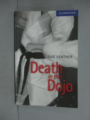 【書寶二手書T1/語言學習_HDL】Death in the Dojo_Leather, Sue