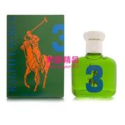 Ralph Lauren Big Pony Collection #3 男性淡香水 15ml EDT TRAVEL SIZE 小香【特價】§異國精品§