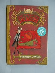 【書寶二手書T1/原文小說_LHC】How to Train Your Dragon_Cowell, Cressida
