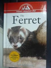 【書寶二手書T8/科學_HCN】The Ferret_Mary R. Shefferman, Mary R. Sheff