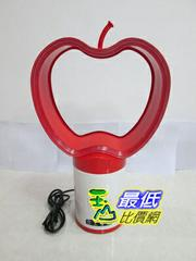 "[103 美國直購]  handyman? 風扇 Apple-Shaped 10"" Bladeless Cooling Fan w/Remote. SAFE: no fast-spinning blades. Adjustable Blade-less Fan with Swivel, Multi-Speed, Remote Control - Tabletop Fan / Pedestal Fans $4757"