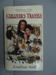 【書寶二手書T7/原文小說_NNW】Culliver's Travels_Jonathan Swift
