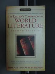 【書寶二手書T8/原文小說_NDS】The reader's companion to world..._1984