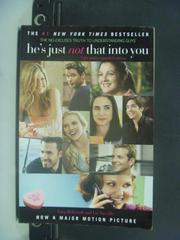 【書寶二手書T3/兩性關係_HNQ】He's Just Not That into You