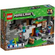 樂高積木 LEGO《 LT21141 》Minecraft Micro World 系列 - The Zombie Cave