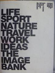 【書寶二手書T4/寫真集_YBV】Life Sport Nature Travel…Bank_2000/3