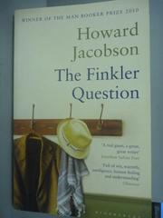【書寶二手書T1/原文小說_ZJS】The Finkler Question_Howard Jacobson