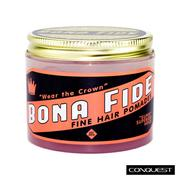 【 CONQUEST 】Bona Fide Super Superior Hold Pomade 強力定型款水洗式髮油