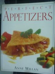 【書寶二手書T4/餐飲_ZBT】Creative Appetizers_Anne Willan