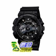 [104美國直購] G-Shock X-Large 手錶 Combination Watch--Military Black $4121
