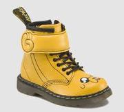 DR MARTENS TIME JAKE D 黃 童鞋  US 1~13 16680700 B