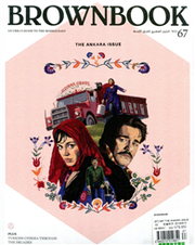 brownbook 第67期:THE ANKARA ISSUE