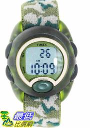 [105美國直購] Timex Children's Kids T71912 Digital Cloth Quartz Watch