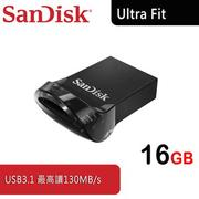 【含稅-公司貨】SanDisk CZ430 Ultra Fit 16GB USB3.1 隨身碟 16G