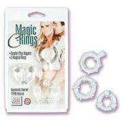 iMake曖昧客-★美國CEN★ Magic C-Rings 魔術 C-環