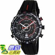 [105美國直購] Timex Men's 男士手錶 IQ T2N720 Black Silicone Quartz Watch