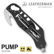 Leatherman PUMP 靶場準備口袋工具#831802【AH13111】