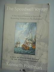 【書寶二手書T3/原文小說_ZDA】The Speedwell Voyage_Kenneth Poolman
