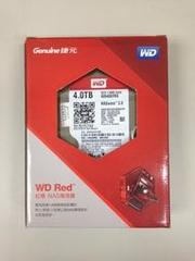 【GT精選】免運費 紅標 WD 40EFRX 4T 4TB 3.5吋 HDD NAS專用硬碟 WD40EFRX