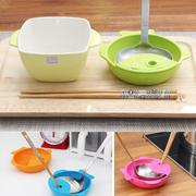 【SENSEMOM Ladle Stand】Scoop + Chopsticks Holder Table Setting /Stable housing Storage Spoon/New Kitchen Utensils Tools/Dinnerware Table Dining Serving /Made in Korea