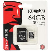 金士頓 kingston U1 C10 64GB Micro SD (TF) 記憶卡