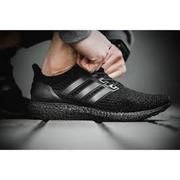 Adidas Ultra Boost 3.0 triple black 全黑