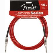 【Fender】California Instrument Cables 10呎導線(3米)