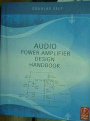 【書寶二手書T7/原文書_QFX】Audio Power Amplifier Design…_5/e