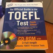 the official guide to the TOEFL test 4th edition