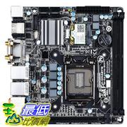 [美國直購 ShopUSA] Gigabyte 主機板 LGA 1150 Intel Z87 HDMI SATA 6Gbps USB 3.0 Mini ITX DDR3 1600 Intel Motherboards GA-Z87N-WIFI by Gigabyte $5969