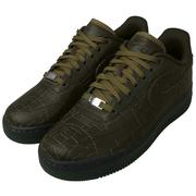 NIKE 休閒鞋 Wmns Air Force 1 07 FW QS 低筒運動 綠 女鞋  [704011-301]