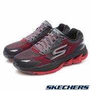 SKECHERS (男) 跑步系列 GO Run Ultra R - 54005BKRD