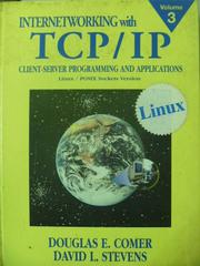 【書寶二手書T5/大學資訊_ZER】INTERNETWORKING WITH TCP/IP VOL.3