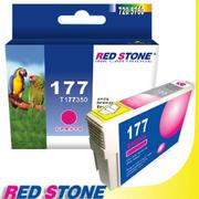 RED STONE for EPSON NO.177/T177350墨水匣(紅色)