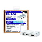 Uptech UH100 4-Port USB2.0 Hub 集線器