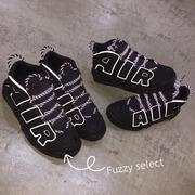 【FUZZY Select】Nike Air More Uptempo 全黑 大AIR 414962-004