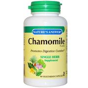 [iHerb] Nature's Answer, Chamomile, 650 mg, 90 Veggie Caps
