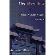 電子書 The Meaning of Home Automation (Volume III)