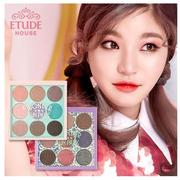 韓國 ETUDE HOUSE Wonder Fun Park 彩虹夢幻眼影 1gx9 眼影 眼影盤【B062765】