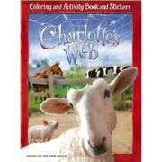 Charlotte's Web: Coloring and Activity Book a..