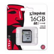 Kingston SDHC R:80MB/s (SD10VG2)記憶卡 16GB 香港行貨