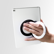 【Rolling Ave.】iCircle ipad Air 2 保護殼-白色銀環