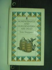 【書寶二手書T2/原文小說_GGZ】Rosencrantz and Guildenstern Are Dead_Stop