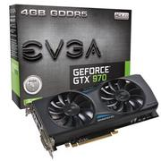 EVGA GeForce GTX 970 ACX 2.0 保固至11/24/2019