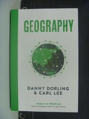 【書寶二手書T8/地理_GNT】Geography_ Danny Dorling& Carl Lee