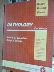 【書寶二手書T8/大學理工醫_QOH】Pathology_Arthur S. Schneider_2/e